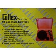 گردبر 18 پارچه 127+ کاتکس Cuttex